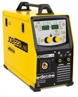 Metināšanas iekārta DECA JOB220 LAB MIG/NO GAS-MMA-TIG , 1x230V, 10-200A, ar metināšanas TORCH 180A