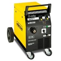 MIG MAG metināšanas iekārta pusautomāts D-MIG 520 T 230/400V 3x, ar piederumiem