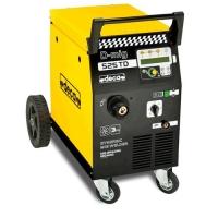 MIG MAG metināšanas iekārta pusautomāts DECA D-MIG 525TD SYNERGIC, 3x400V, 20-220A IZPĀRDOŠANA