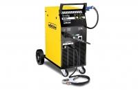 MIG MAG metināšanas iekārta pusautomāts DECA D-MIG 635T, 3x400V, 25-350AX IZPĀRDOŠANA