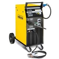 MIG MAG metināšanas iekārta pusautomāts DECA D-MIG 660 TD 3x230/400V, ar piederumiem
