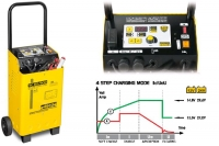 Lādētājs/Starta iekārta BOOSTER SC 80/900 230V 12/24V 900A