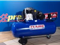 Kompresors DARI DEC 200/3800B-4T 400V, 3 kw, 480 l/min, 200 l XXX