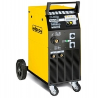 MIG MAG metināšanas iekārta pusautomāts DECA D-MIG 650 TD 230/400V 25-500A