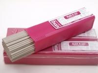 Nerūsējošā tērauda elektrodi GeKa ELOX R 347 plastmasas kaste 4.5kg 3.20 x 350 MM X