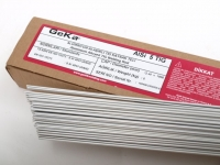 Piedevu stienis gāzes un TIG metināšanai GEKA AlSi 5 TIG Aluminium 5kg 2.40 X 1000 MM X
