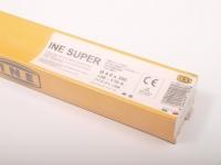 Rutila elektrodi INE SUPER 4.0mm x350, AWS A5.1 E6013 EN ISO 2560-A: E42 0 RC 11, DB10.064.02, paka 2.5kg, apmēram 57gab