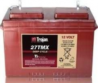 Akumulators Trojan 27TMX AP ; 12 V; 85 Ah c5; 105 Ah c20; 324x171x248  AP-Pol