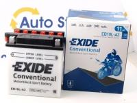 135 x 90 x 146, - +, Akumulators EXIDE BIKE 12V 11Ah 130A(EN