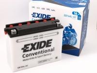 205 x 71 x 164, - +, akumulators EXIDE Motorrad 12V 16Ah 175A(EN