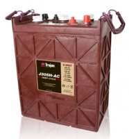 Akumulators J305HDT 295x178x365; 6V; 295 Ah c5; 360 Ah c20, 295x178x365,  DT-Pol