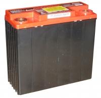"Akumulators Odyssey PC680, 12 V 16 AHc20, 16 AHc10, 185x79x170,  M6 vītne vai A-Pol 3/8"" ligzda"