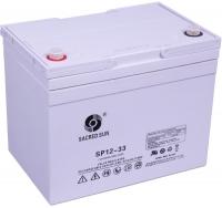 Akumulators SP12-33, AGM,  12V, 33.0Ah c20, 195x130x158/163