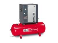 Skrūves tipa kompresors MICRO SE 3.0-08-200, 400V, 3kW, 430l/min, 200l, 59dB XXX