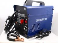 MIG MAG metināšanas pusautomāts WERKMEISTER MIG-150S, 230V 150A