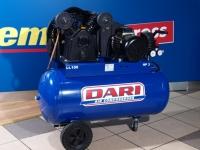 Kompresors DARI MISTRAL 100/VCF-3T 400V, 2.2 kw, 350 l/min, 100 l