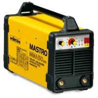 MMA metināšanas iekārta invertors DECA MASTRO 50 EVO 230V 5.7kW 5-200A, ar piederumiem