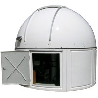 Observatorija Sirius 3.5m School Model with walls