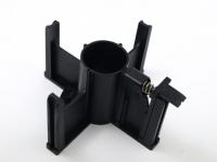 Stieples spoles adapteris-pāreja