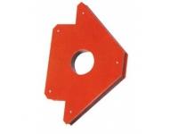 Magnētiskais pozīcijas leņķis PS3 92x92mm 45/90/135 grādi