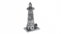Juguetronica LIGHTHOUSE MODEL 3D metāla konstruktors Bāka MMS040