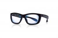 Akcija! SHADEZ Blue Light Black Teeny bērnu brilles digitālajām ierīcēm, 7-16 gadi SHZ 102