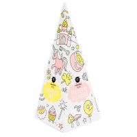 Nailmatic Kids Princess Surprise Cone dāvanu komplekts, Sheepy NKPRINCESS