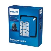 PHILIPS alerģijas filtra rezerves komplekts putekļsūcējam FC8003/01