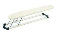 BRABANTIA pamatne piedurkņu gludināšanai, 60x10 cm, Ecru / White Frame 102400