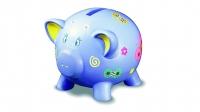 Akcija! Juguetronica PIG MONYEBOX Krāsojamā krājkasīte Sivēns 00-04505