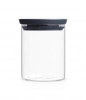 BRABANTIA stikla kārba 0.6 l 298288