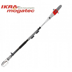 Akumulatora teleskopiskais atzarotājs 20V 2Ah Ikra Mogatec ICPS 2020
