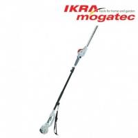 Akumulatora dzīvžogu šķēres 40V Ikra Mogatec IATHS 40-43 - PILNS KOMPLEKTS