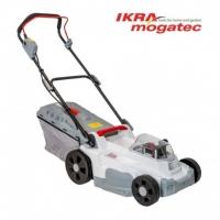 Akumulatora zāles pļāvējs 40V 2x 2.0Ah Ikra Mogatec ICM 2/2037