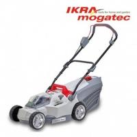 Akumulatora zāles pļāvējs 40V 2.5Ah IKRA Mogatec IAM 40-3725 - PILNS KOMPLEKTS
