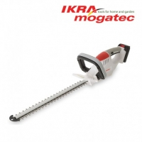 Akumulatora dzīvžoga šķēres 20V 2Ah Ikra Mogatec IAHS 20-1