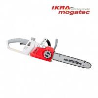 Akumulatora ķēdes zāģis Ikra Mogatec 40V 2x 2.0 Ah ICC 2/2035