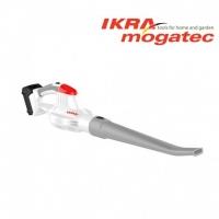 Lapu pūtējs Ikra Mogatec IAB 20-1- 20 V-1x2,0 Ah akum