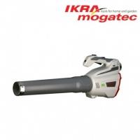 Akumulatora lapu pūtējs / savācējs  40V 2.5 Ah Ikra Mogatec IAB 40-25 - PILNS KOMPLEKTS