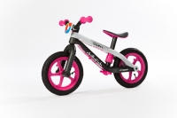 Akcija! Chillafish BMXie līdzsvara velosipēds, rozā, no 2 līdz 5 gadiem CPMX01PIN
