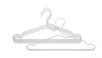 BRABANTIA alumīnija apģērbu pakaramie, 4gb, Silver 118661
