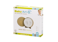 Baby Art Magic Box komplekts mazuļa pēdiņu/rociņu nospieduma izveidošanai, original 34120158