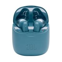 Jaunums! JBL TUNE TWS bezvadu austiņas, zilas JBLT220TWSBLU