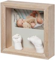 Jaunums! Baby Art My Baby 3D Sculpture komplekts mazuļa pēdiņu/rociņu nospieduma izveidošanai, Stormy 3601096300
