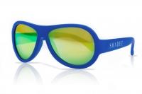 Akcija! SHADEZ Classic Blue Teeny bērnu saulesbrilles, 7-15 gadi SHZ 06