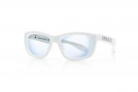 Akcija! SHADEZ Blue Light White Teeny bērnu brilles digitālajām ierīcēm, 7-16 gadi SHZ 105