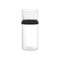 BRABANTIA stikla kārba ar vāciņu, 1L 290282