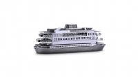 Juguetronica FERRY MODEL 3D metāla konstruktors Kuģis MMS068