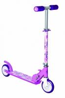 Jaunums! Muuwmi KiddyScooter Racing rozā AU 507