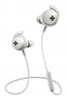 Jaunums! PHILIPS bezvadu austiņas ar Bluetooth (baltas) SHB4305WT/00